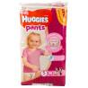 Huggies, Трусики, Pants 5, Для девочек 12-17 кг