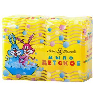 Nevskaya Cosmetics, 4 pcs. 100 g, Soap, Baby, m / y