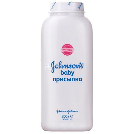 Johnson's Baby, 200 г, Дитяча присипка