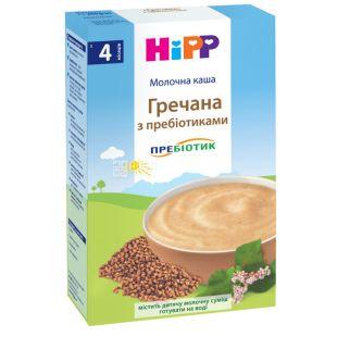 HiPP, 250 г, Молочная каша, Гречневая с пребиотиками