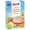 HiPP, 250 г, Органическая молочная каша, Пшеничная с фруктами