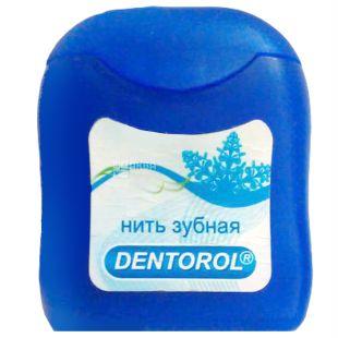 Dentorol, 65 м, Зубная нить, Fresh Mint