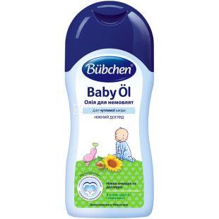 Bubchen, 200 мл, Масло, Для младенцев