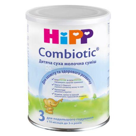 HiPP, 350 г, Сухая молочная смесь, Combiotic 3
