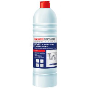 PRO service, 1 l, Means for cleaning of drain pipes, Mole