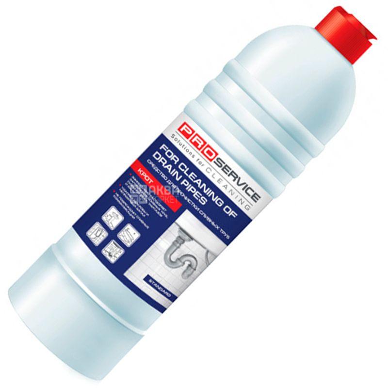 PROservice, Засіб для прочищення зливних труб, Крот, 1 л