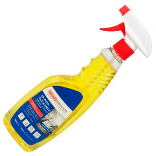 PRO service, Средство для мытья стекол и зеркал, Лимон, 0,5 л