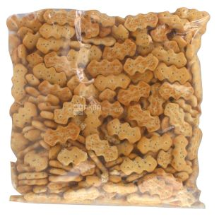 Roshen, 357 g, Cracker Biscuits, Crunch with Poppy