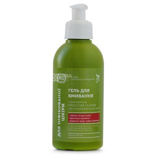 Yaka, 250 ml, Gel for washing, For infected skin