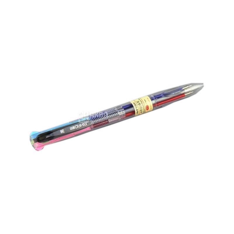 AIHAO, 4 в 1, Ручка шариковая