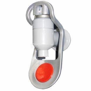 Кран, Гарячої води, V208 (QDF-7), Сірий