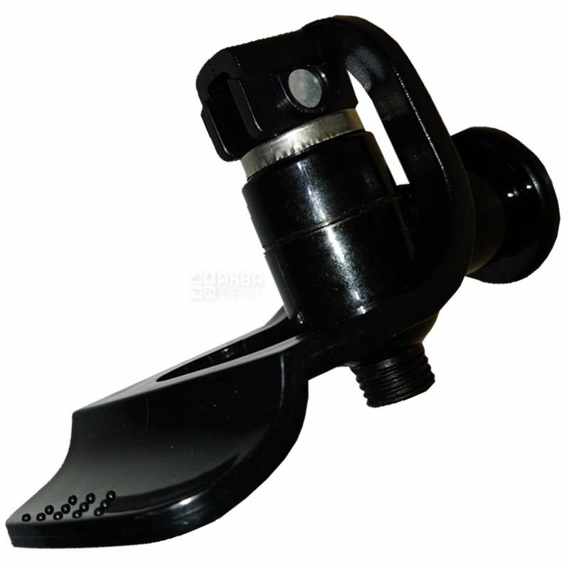 Кран, Холодной воды, V116, Чёрный