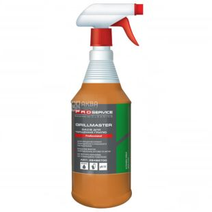 PROservice, Grillmaster, Средство для чистки гриля, 1 л