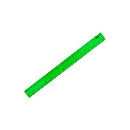 Skiper, 30 см, лінійка, Пластикова, м/у
