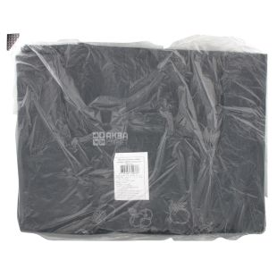 Alpha Pak, 50 pcs., 38x58 cm, T-shirt, Patterned, Black