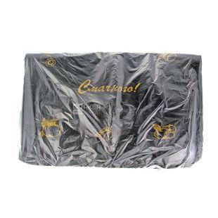 Альфа Пак, Пакет-майка, 50 шт., 45х71 см, З малюнком