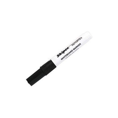 Skiper, 2 мм, маркер для дошки, Reporter, Чорний, м/у