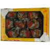 Жако, 1 кг, Кекс, Вишневая начинка, Картонная коробка