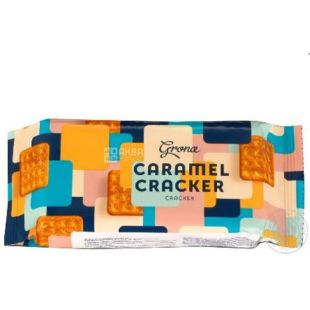 Grona, 96 g, Cracker, CARAMEL CR, Polyethylene