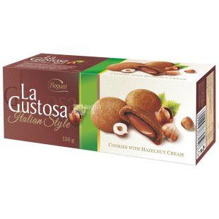 Bogutti, 150 г, Печиво, La Gustosa, Картонна коробка
