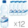 Карпатська Джерельна, 0,5 л, Упаковка 12 шт., Вода мінеральна сильногазована, ПЕТ