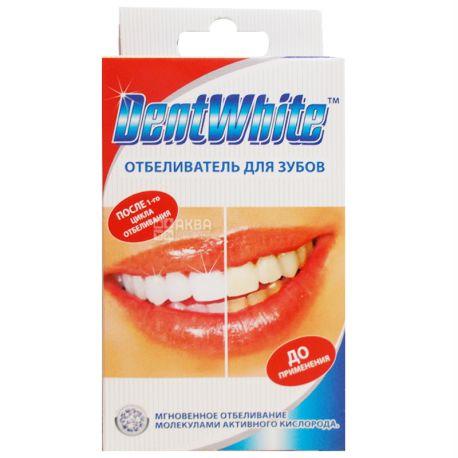 Dent White, Отбеливатель для зубов