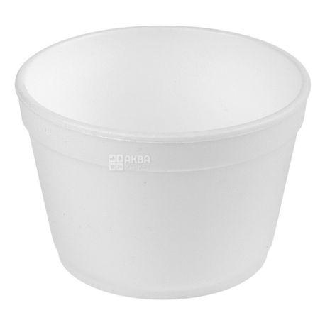 Контейнер для супа, без крышки, 500 мл, 25 шт.