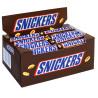 Snickers, Упаковка 40 шт. по 50 г, Шоколадные батончики