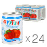 Fruiting, Packing 24 pcs. on 0.238 l, Drink from strawberry juice, can