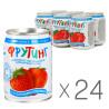 Fruiting, Упаковка 24 шт. по 0.238 л, Напій з полуничного соку, ж/б