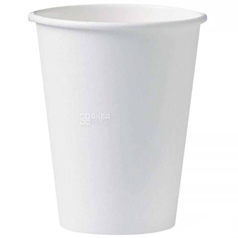 Стакан бумажный белый 500 мл, 50 шт., 20 упаковок, D92