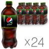 Pepsi, Упаковка 24 шт. по 0.5 л, Солодка вода, Lime, ПЕТ