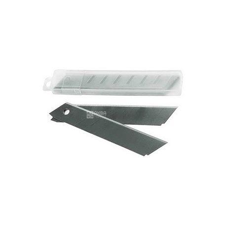 Skiper, 10 шт., 18 мм, леза змінні, Для канцелярских ножів, м/у