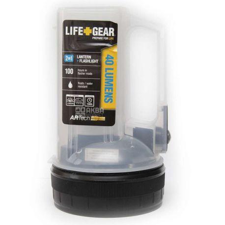 EcoKraft, Фонарь-прожектор, YD-LG015, 2в1