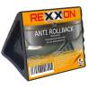Rexxon, Противооткат, Резиновый, Черный