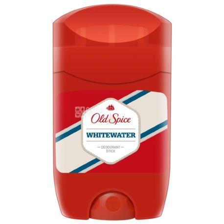 Old Spice, 50 мл, дезодорант-антиперспирант, мужской, WhiteWater