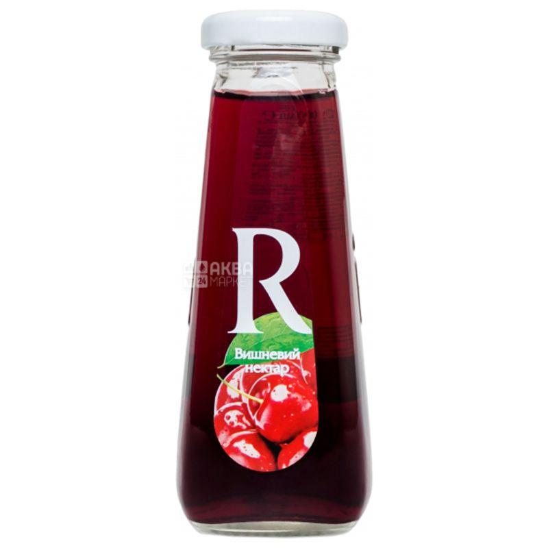 Сок Rich Вишневый 0,2 л стекло