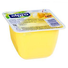 Alpro Simply Vanilla, 125г, Десерт соєвий Ванільний