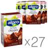 Alpro Soya Chocolate, Упаковка 27 шт. по 250 мл, Напиток соевый шоколадный, Тетра пак