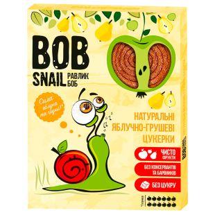 Bob Snail, 120 г, Пастила, Яблучно-грушевая