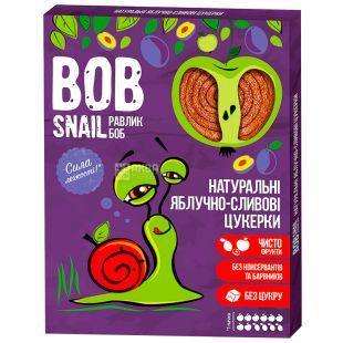 Bob Snail, 120г, пастила яблучно-сливова