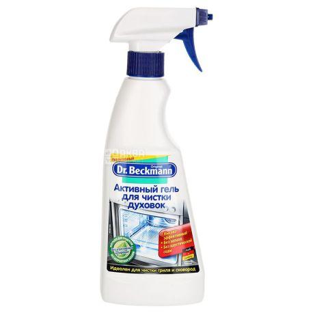 Dr. Beckmann, Активный гель для чистки духовки, 375 мл