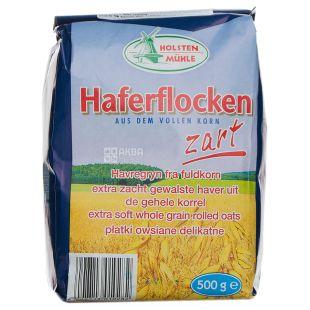 Bruggen, 500 g, Oatmeal flakes, Haferflocken Extrazarte, Whole grain, m / s