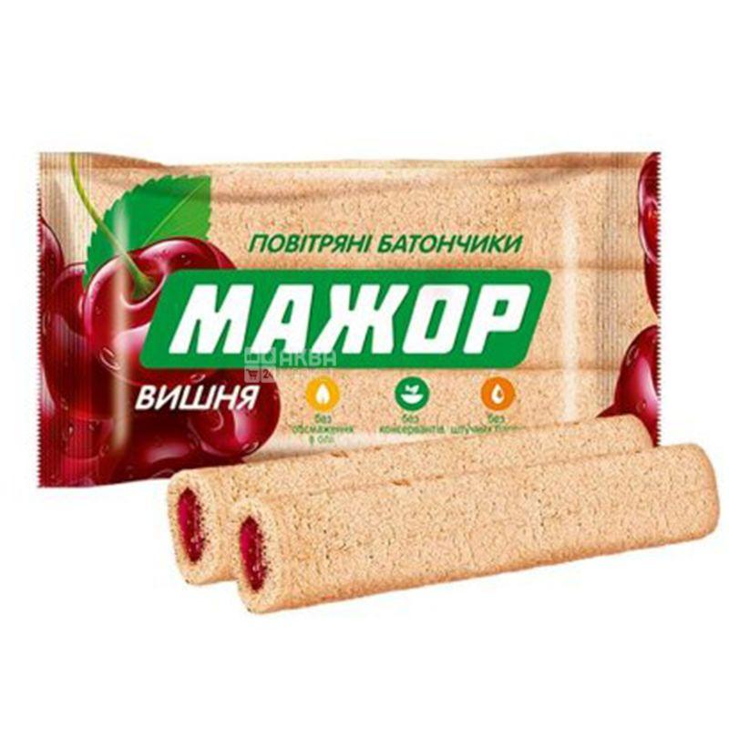 AVK, Batonchik Major with cherries, 196 g, m / y