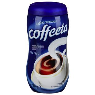 Coffeeta, 200 g, Dry cream, Plastic jar