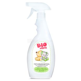 BIO Nanny, 500 ml, Stain remover for pre-treatment of stains, Spray