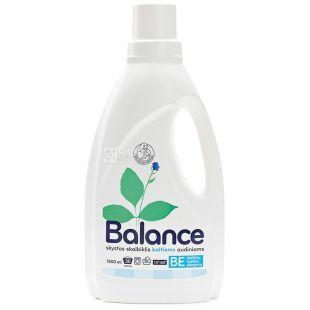 Ringuva Balance, Рідкий миючий засіб для білих тканин, 1,5 л