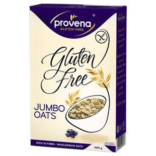Provena, 500 g, oatmeal flakes, gluten-free, cardboard