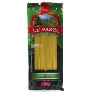 La Pasta, 700 г, Макарони, Спагетті, м/у