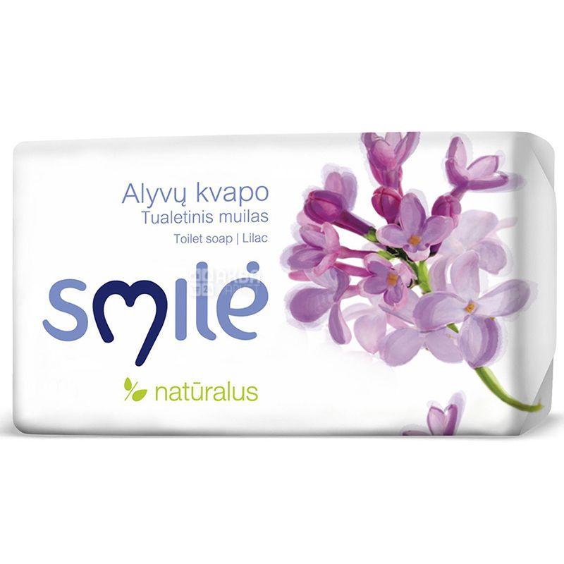 Ringuva Smile, 90 г, Туалетное мыло, с запахом сирени
